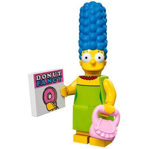 Lego-Minifiguras-serie-71005-MARGE-Simpson