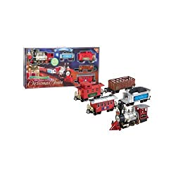 Blue Hat Toy Company Train Set 20 33 Piece Battery Operated