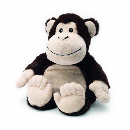 Cozy plushtm - scimmietta peluche riscaldabile al microonde