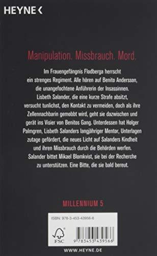 Verfolgung: Roman (Millennium, Band 5): Alle Infos bei Amazon
