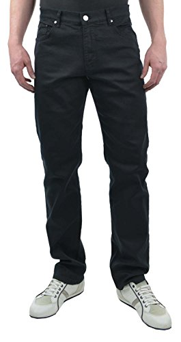 Brax Herren Jeans Cooper Regular Fit Black (85) 42/34