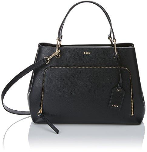 dkny-medium-satchel-damen-tote-tasche-schwarz-1397x2794x381-cm-w-x-h-x-l