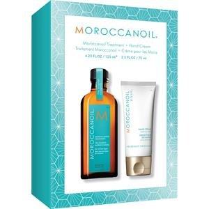 Soft & Shine Duo 125ml Moroccanoil Behandlung + Moroccanoil Handcreme 75ml -