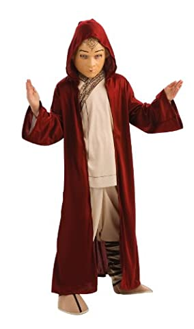 Avatar the Last Airbender Aang Cloak Halloween Costume - Child Size Small 4-6