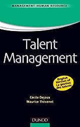 Talent Management (Management - Ressources humaines) (English Edition)