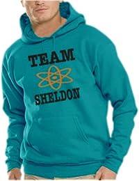 Touchlines The Big Bang Theory Team Sheldon Pull à capuche