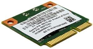 Hp Wireless Wifi N Bluetooth Bt 3.0+hs Half Pcie Card Atheros Ar5b195 593127-001
