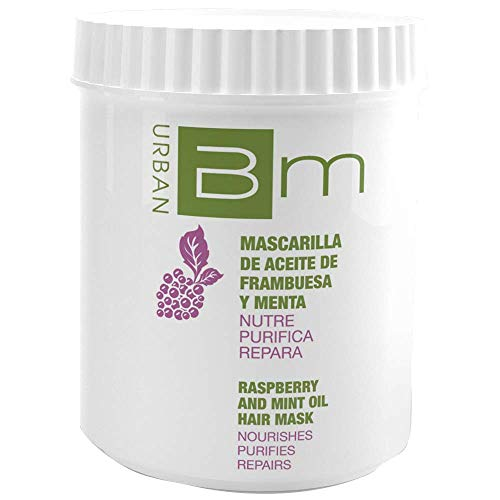 Blumin Mascarilla Pelo/Mascarilla Cabello Frambuesa