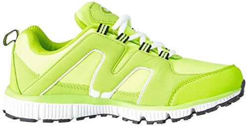 Verde Branco 200643 Sapatos Conway Ao Ginástica Mulheres Ar De verde Livre wpv8q