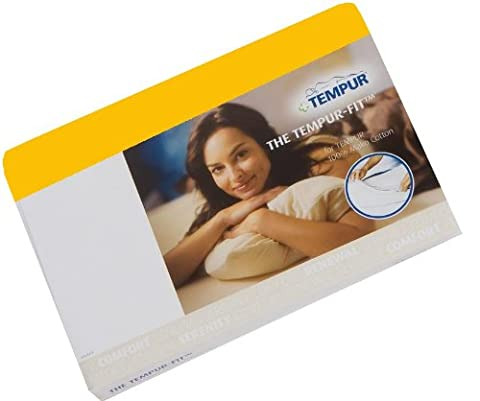 TEMPUR® Jersey-Bezug für SCHLAFKISSEN Sonata S/M honig