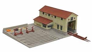TomyTEC 229414-Astilleros Edificios Modelo Ferrocarril Accesorios