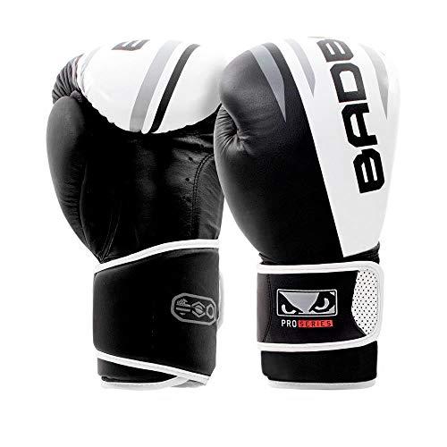 Bad Boy MMA Pro Series erweiterte Leder Boxhandschuhe - 12oz Bad Boy Leder