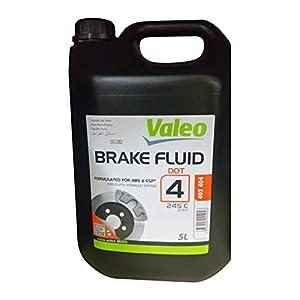 Liquide de freins 5 litres DOT4 Valéo 402404 pas cher