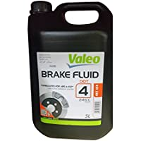 BRAKE FLUID DOT 4 5 L PLASTIC - Chevrolet Corvette Brake