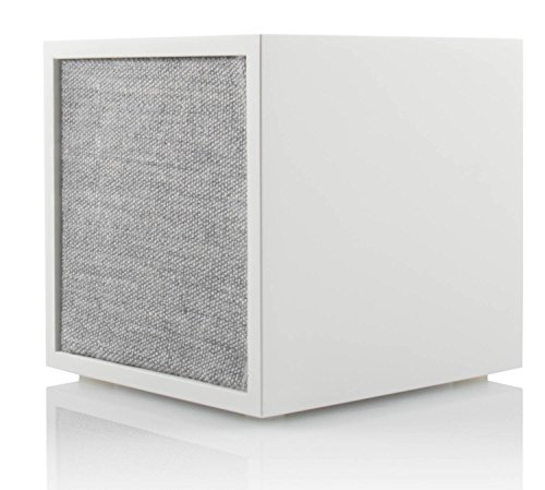 Tivoli Audio Art Collection Cube Multiroom Wand-Lautsprecher (Bluetooth/WiFi) weiß (Tivoli-box)