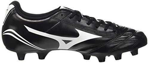 Mizuno Morelia Neo Cl Md, Scarpe da Calcio Uomo Nero (Black/White)
