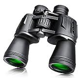 Prismáticos 10x50 Slokey – Binoculares Largavista Profesionales, de Largo Alcance y Potentes para...