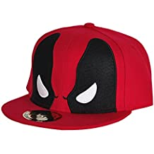 d5e05bc52bb51 Deadpool Marvel Comics Gorra para Hombre