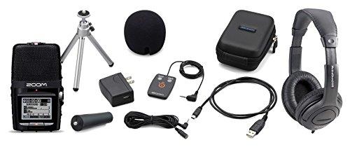 Zoom H2N Recorder Pack/Kopfhörer/Zubehör