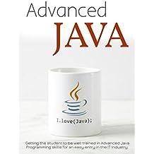 Advanced JAVA (English Edition)