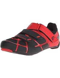 Pearl iZUMi Mens Cycling Shoe, White/Black