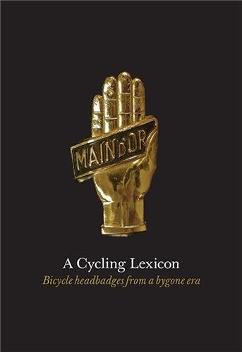 A Cycling Lexicon : Bicycle headbadges from a bygone era