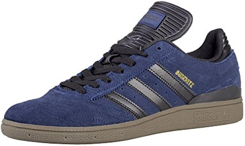 Adidas - Busenitz - BB8429 - Color: Azul marino-Negro - Size: 42.0  -