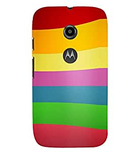 PRINTVISA Abstract Pattern Case Cover for Motorola Moto E2