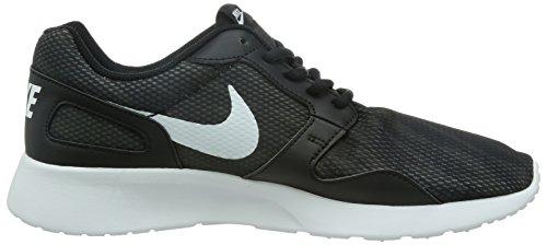 Nike Kaishi Run Print Herren Sneakers Multicolore (Schwarz-Weiß)