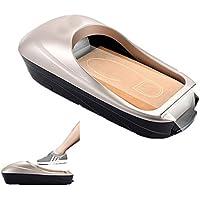 DDIAN Distributeur Automatique De Couvre-Chaussures pour La Maison avec Film pour Chaussures Environ 500 Fois Machine De…
