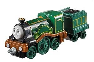MATTEL Fisher Price dxr67–Thomas Adventures grandes Locomotora Emily, Preescolar de parte Mundos