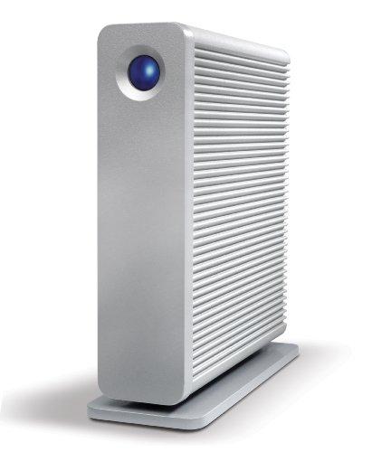 LaCie d2Quadra 6TB USB3.07200rpm 8,9cm 3,5zoll Firewire800USB3.0ESata 3Gbit/s