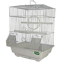 Heritage Cages Jaula para pájaros de jardín de la Marca 2015, tamaño pequeño, 30 x 23 x 39 cm, para Mascotas