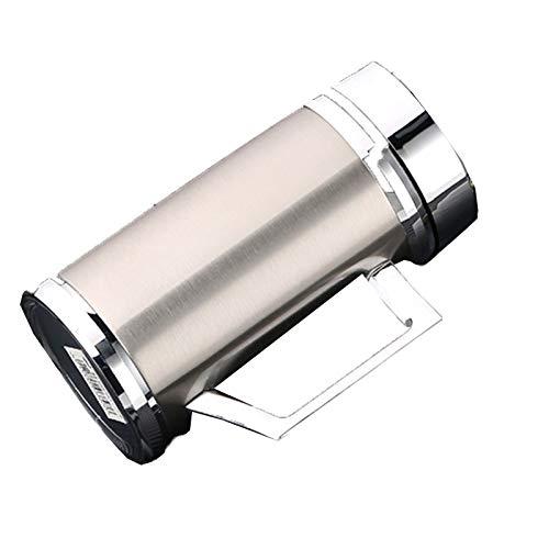Isolierbecher mit Griff Teetasse Filter Business Edelstahl Wasser Cup Herren Büro Cup, A -