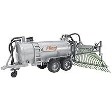 Bruder 2020 - Rimorchio con tubi per irrigazione Fliegl