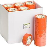 24 cintas adhesivas de limpieza, de PVC, protectoras, para ventanas, lisas,