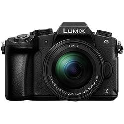 Panasonic Lumix dmc-g80m MILC 16MP Live MOS 4592x 3448pixels Noir-Appareil photo numérique (16MP, 4592x 3448pixels, Live MOS, Full HD, écran tactile, Noir)