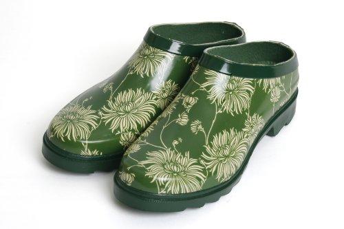laura-ashley-garden-sabots-design-kimono-olive-40-41-eu-7-uk-grun-gemustert