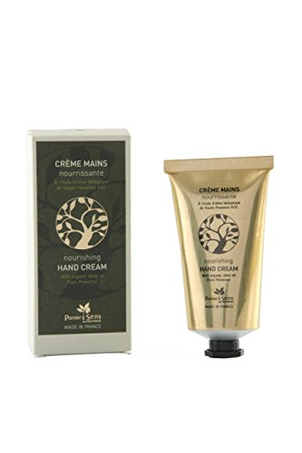 Carrello Sensi - 023 02 - Crema Mani olio d'oliva biologico - 75 ml