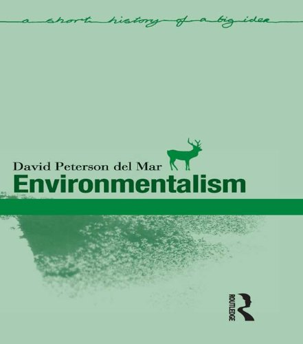 Environmentalism (Short Histories of Big Ideas) por David Peterson del Mar