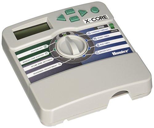 Hunter Sprinkler XC400I X-Core 4-Station Indoor XC-400i Sprinkler Timer -