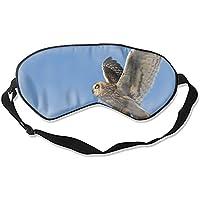Schlafmaske, Tier-Eule, Vogel-Druck, verstellbare Augenmasken preisvergleich bei billige-tabletten.eu