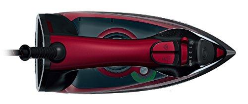 Bosch TDA5070GB Steam Iron, 3050 W – Black/Red