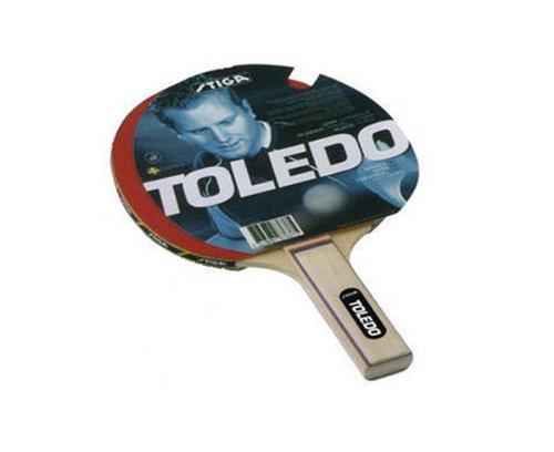 RACCHETTA STIGA TOLEDO TENNIS TAVOLO PING PONG COD. 2C4-500
