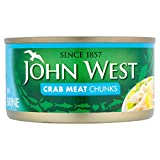 John West White Crab Meat