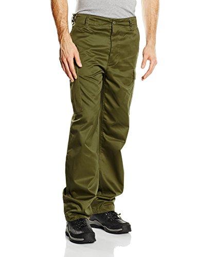 Brandit Herren Us Ranger Hose, Color:oliv;Größe:L