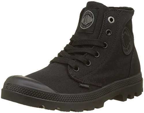 Palladium Pampa Hi Mono U, Baskets Hautes Mixte Adulte, Noir (Black 315), 39 EU