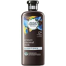 Herbal Essences Acondicionador de hidrato de leche de coco, 400ml
