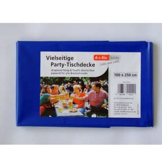 Party Tischdecke Biertischdecke