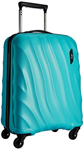 Skybags Milford  55 cms Turquoise Hardsided Carry-On (MILFO55ETRQ)